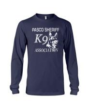 Pasco Sheriff K9 Association Shirt Long Sleeve Tee thumbnail