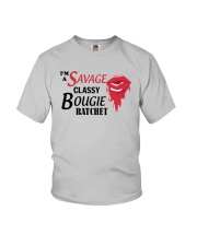 Classy Bougie Ratchet Shirt Youth T-Shirt thumbnail