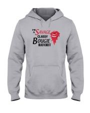 Classy Bougie Ratchet Shirt Hooded Sweatshirt thumbnail