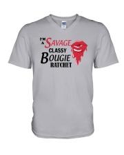Classy Bougie Ratchet Shirt V-Neck T-Shirt thumbnail