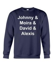 Johnny Moira David Alexis Shirt Crewneck Sweatshirt thumbnail