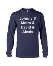 Johnny Moira David Alexis Shirt Long Sleeve Tee thumbnail