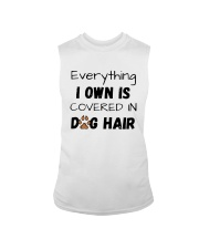 Everything I Own Is Covered In Dog Hair Shirt Sleeveless Tee thumbnail