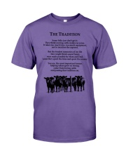 Farmer The Tradition Some Folks Don't Get It Shirt Premium Fit Mens Tee thumbnail