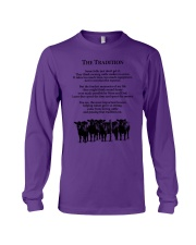 Farmer The Tradition Some Folks Don't Get It Shirt Long Sleeve Tee thumbnail