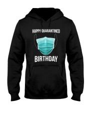 Happy Quarantined Birthday T Shirt Mask Hooded Sweatshirt thumbnail