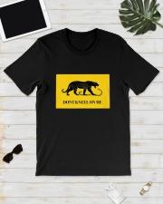 Black Tiger Don't Kneel On Me Shirt Classic T-Shirt lifestyle-mens-crewneck-front-17
