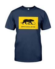 Black Tiger Don't Kneel On Me Shirt Classic T-Shirt tile