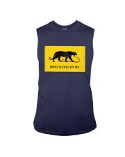 Black Tiger Don't Kneel On Me Shirt Sleeveless Tee thumbnail