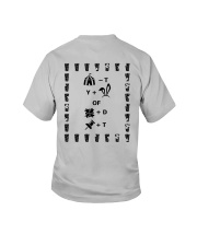 Puzzled Pint T Y Of D T Shirt Youth T-Shirt thumbnail