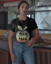 Vintage Apple Team Para Shirt Classic T-Shirt apparel-classic-tshirt-lifestyle-05