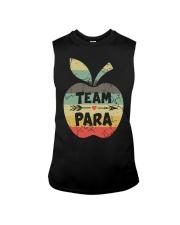 Vintage Apple Team Para Shirt Sleeveless Tee thumbnail