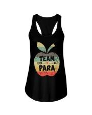 Vintage Apple Team Para Shirt Ladies Flowy Tank thumbnail