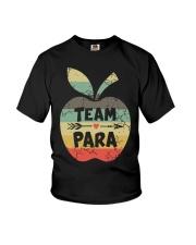 Vintage Apple Team Para Shirt Youth T-Shirt thumbnail