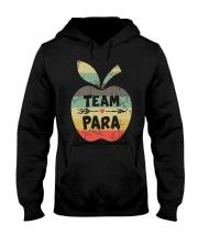 Vintage Apple Team Para Shirt Hooded Sweatshirt thumbnail