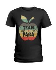 Vintage Apple Team Para Shirt Ladies T-Shirt thumbnail