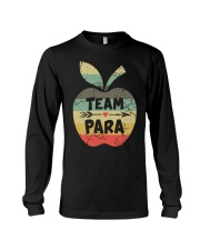 Vintage Apple Team Para Shirt Long Sleeve Tee thumbnail
