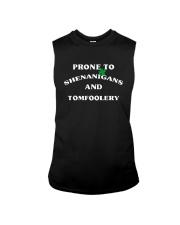 Prone To Shenanigans And Tomfoolery Shirt Sleeveless Tee thumbnail