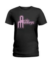 Structural Bespoke Ringer Arctic Monkey Shirt Ladies T-Shirt thumbnail