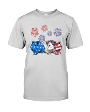 Us Independence Day Guinea Pigs Shirt Premium Fit Mens Tee thumbnail