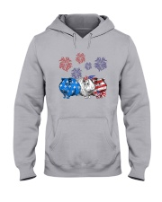 Us Independence Day Guinea Pigs Shirt Hooded Sweatshirt thumbnail
