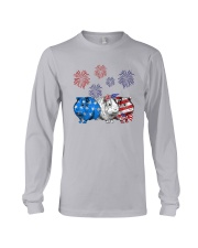 Us Independence Day Guinea Pigs Shirt Long Sleeve Tee thumbnail