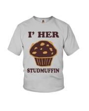 I'm Her Studmuffin Shirt Youth T-Shirt thumbnail