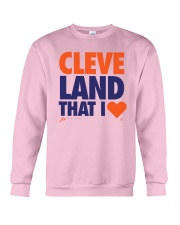 Gv Art Cleveland That I Love Shirt Crewneck Sweatshirt thumbnail