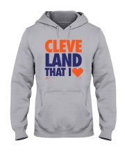 Gv Art Cleveland That I Love Shirt Hooded Sweatshirt thumbnail