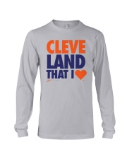 Gv Art Cleveland That I Love Shirt Long Sleeve Tee thumbnail