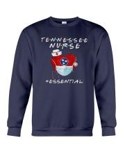 Heart Tennessee Nurse Essential Shirt Crewneck Sweatshirt thumbnail