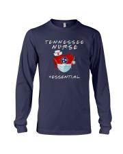 Heart Tennessee Nurse Essential Shirt Long Sleeve Tee thumbnail