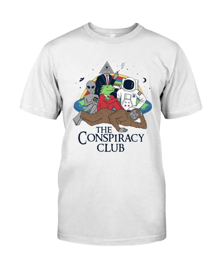 The Conspiracy Club Shirt Classic T-Shirt