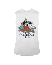 The Conspiracy Club Shirt Sleeveless Tee thumbnail