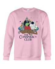 The Conspiracy Club Shirt Crewneck Sweatshirt thumbnail