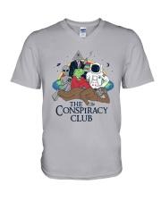 The Conspiracy Club Shirt V-Neck T-Shirt thumbnail