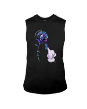 Rose Never Give Up Suicide Awareness Shirt Sleeveless Tee thumbnail