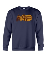 Caucasian Barrel Shirt Crewneck Sweatshirt thumbnail