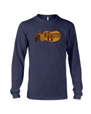 Caucasian Barrel Shirt Long Sleeve Tee thumbnail