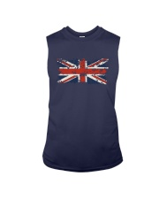 Union Jack T Shirt Primark Sleeveless Tee thumbnail