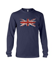 Union Jack T Shirt Primark Long Sleeve Tee thumbnail