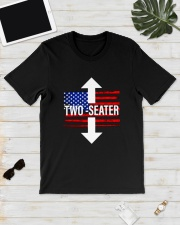Trump Rally United States Two Seater Shirt Classic T-Shirt lifestyle-mens-crewneck-front-17