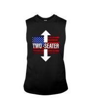 Trump Rally United States Two Seater Shirt Sleeveless Tee thumbnail