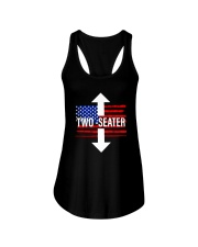 Trump Rally United States Two Seater Shirt Ladies Flowy Tank thumbnail