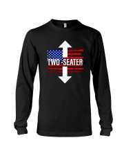 Trump Rally United States Two Seater Shirt Long Sleeve Tee thumbnail