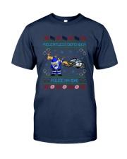 Relentless Defender Police Navidad Guly Shirt Classic T-Shirt tile