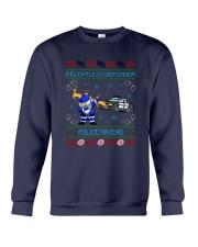 Relentless Defender Police Navidad Guly Shirt Crewneck Sweatshirt thumbnail