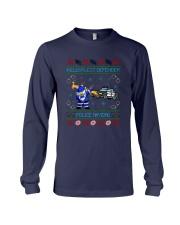 Relentless Defender Police Navidad Guly Shirt Long Sleeve Tee thumbnail