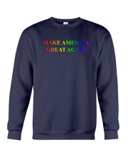 Brandon Straka Lgbt Make America Great Shirt Crewneck Sweatshirt thumbnail