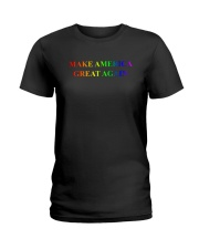 Brandon Straka Lgbt Make America Great Shirt Ladies T-Shirt thumbnail